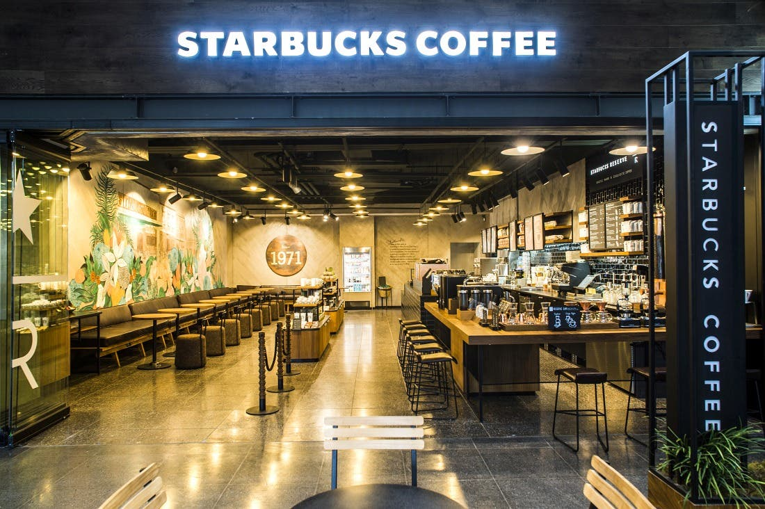 starbucks cape town south africa