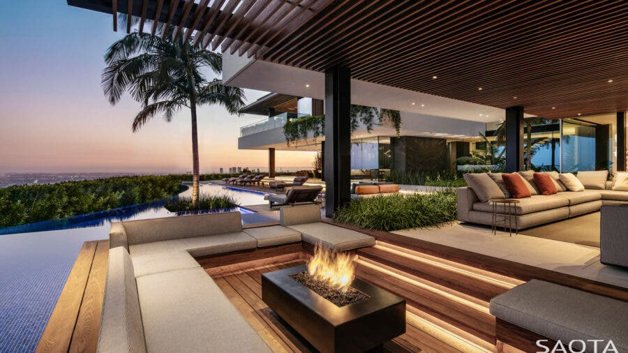 hillside architecture south africa los angeles real estate saota