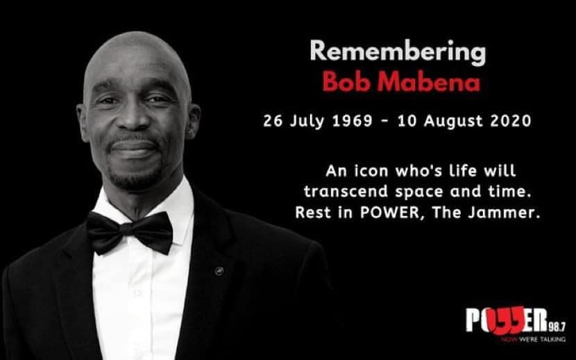 bob mabena dead at 51 from heart attack