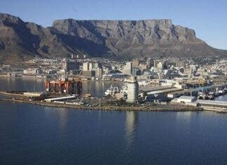 cape town port, south africa