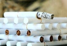 cigarette smoking tobacco south africa ban pix