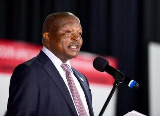 david mabuzo deputy president south africa calls for end to farm murders