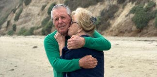 Gary Player and his wife Vivienne pancreatic cancer recovery. Photo: FB/Gary Player