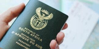 home affairs south africans passport problems