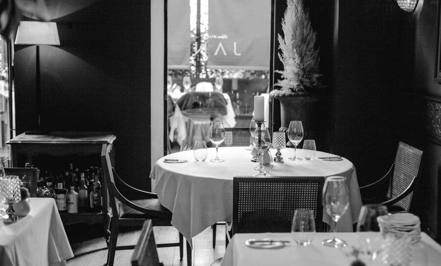 restaurant JAN in nice, france