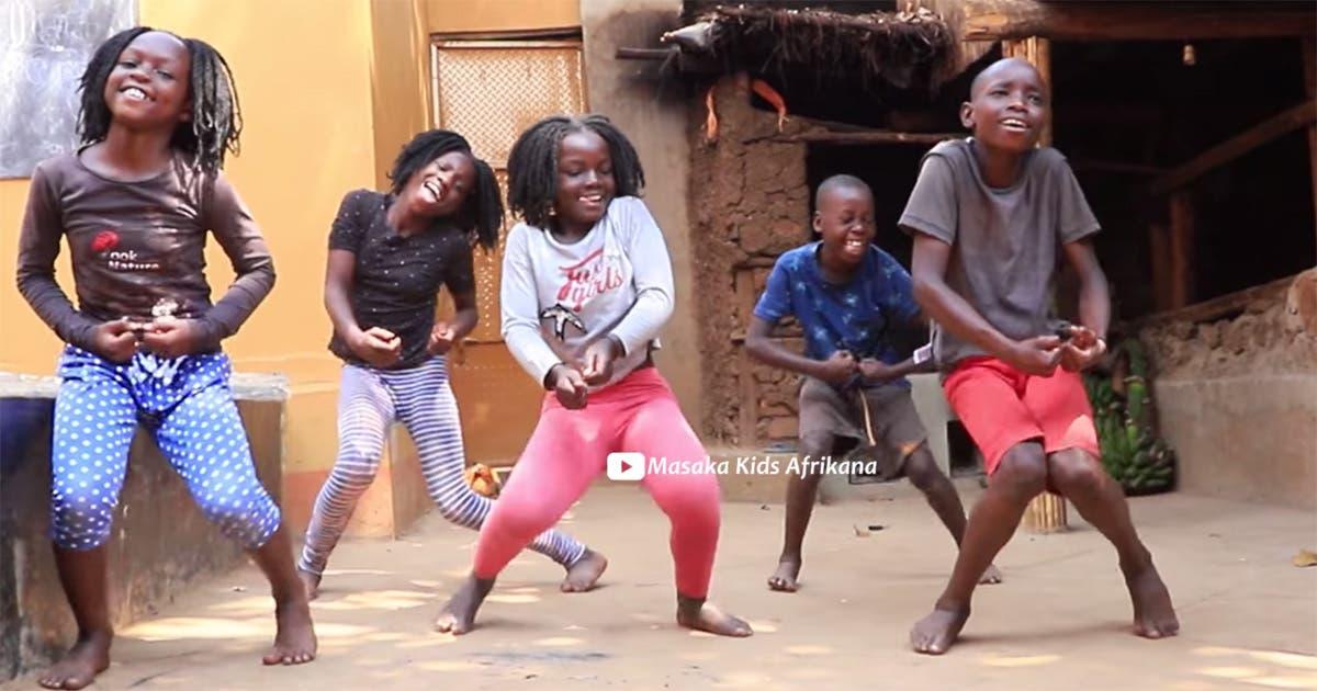 Jerusalema Dance