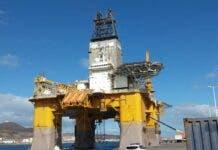 drill rig deepsea stavanger
