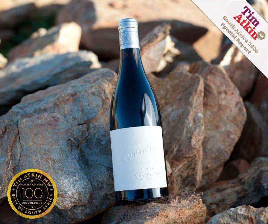 porseleinberg wine south africa winner tim atkin