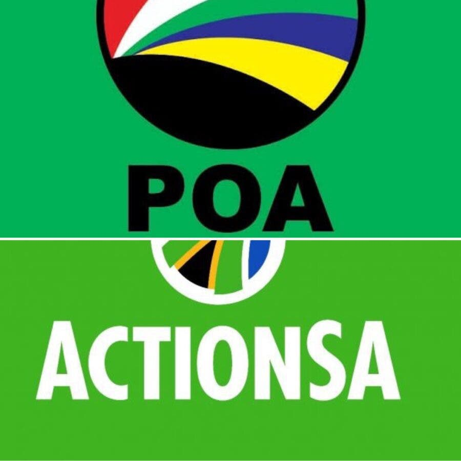 actionsa party of action south africa