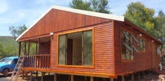 wonden house wooden south africa