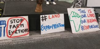 Activists threaten to take over unused land and farms