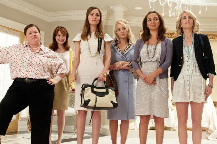 Brides Maids on Netflix