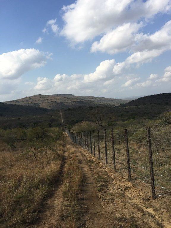 Ndleke East - Detection Fence