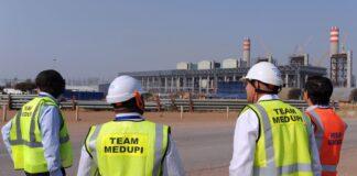 medupi power station south africa-