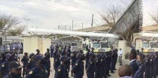 railway security force south africa johannesburg