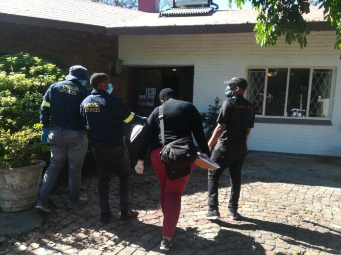 human trafficking kuruman south africa
