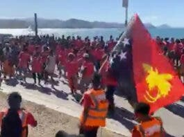 45th Independence Papua New Guinea