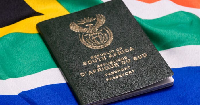 passport renewal nightmare for south africans abroad
