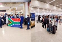South Africa opens international travel soon