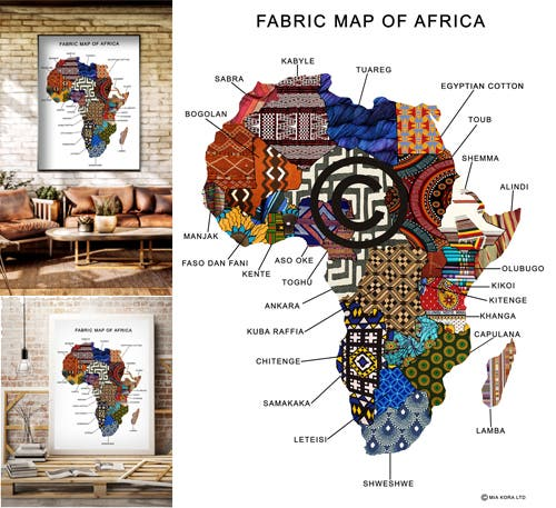 africa-fabric-map