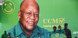 President John Magufuli has closed down all the reliable means to evaluate allegations of foul play. Getty Images