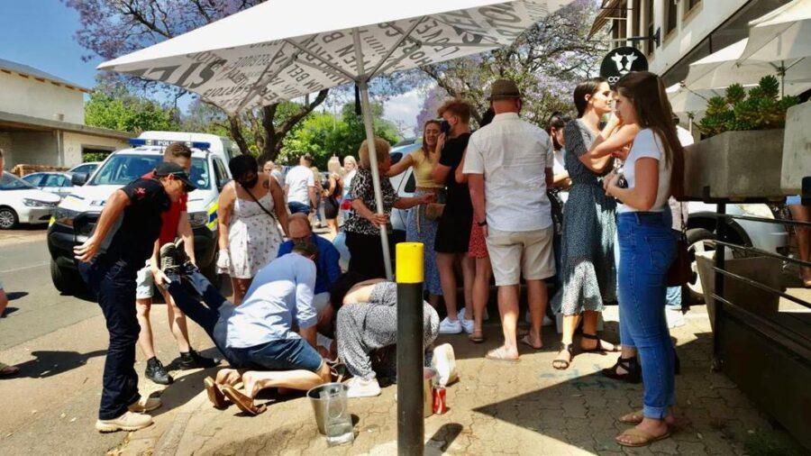 Man shot in Pretoria for his cellphone