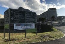 hospitals on the continent
