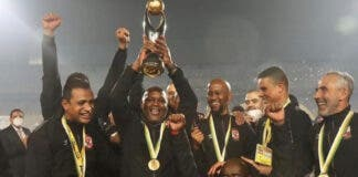 Pitso Mosimane football coach wins second CAF championships league