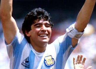 Diego Maradona dead at 60