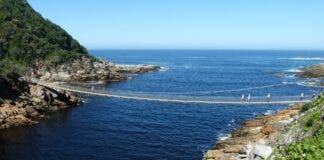 The Garden Route in the Western Cape, South Africa has been identified as a covid-19 hotspot. Photo: Pixabay