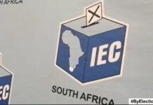 iec south africa electoral commission