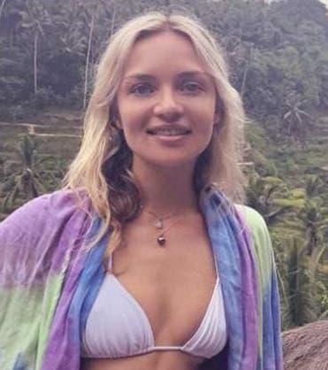 Melissa Cohen Biden South African expat