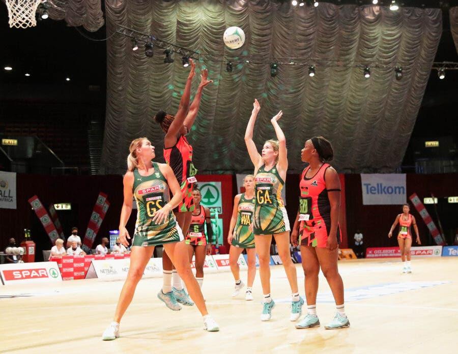 Proteas win against Malawi