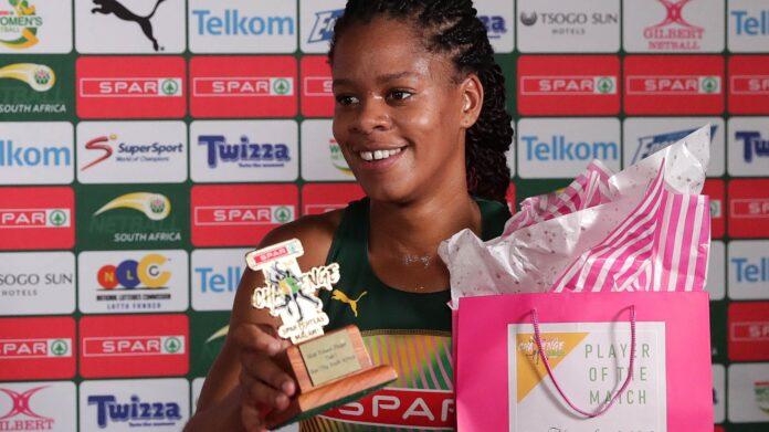 South Africa beats Malawi Netball
