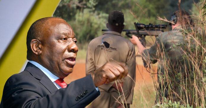 president-ramaphosa-alleged-links-trophy-hunting