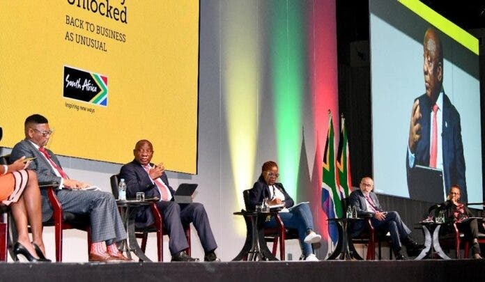 south africa investment conference