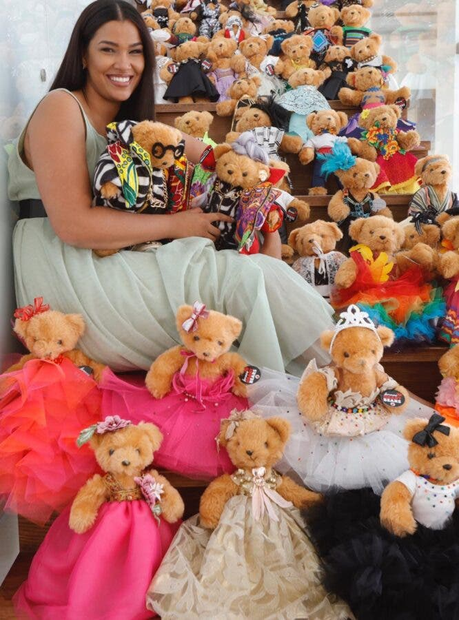 south african designers bears