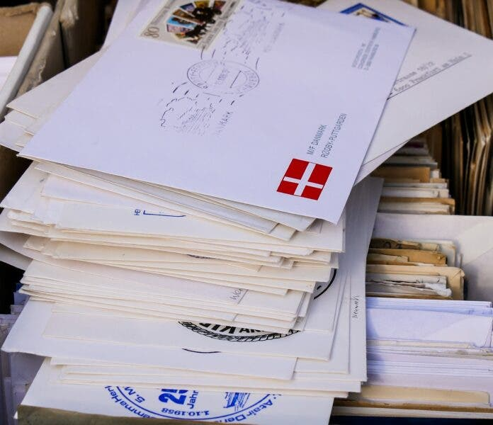 south african letters post to list of countries pix
