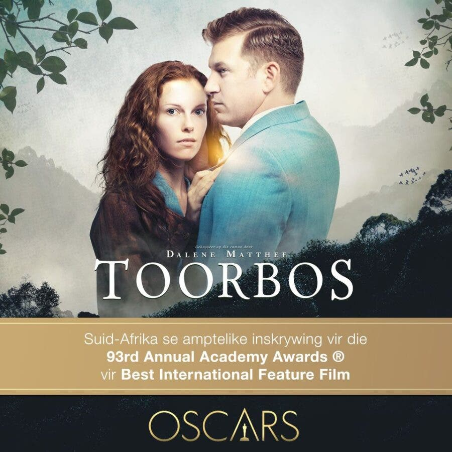 toorbos south africa's selection for the academy awards