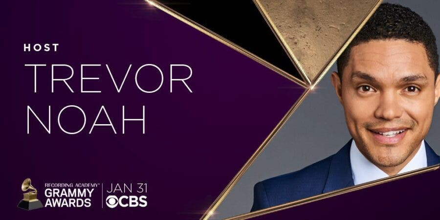 trevor noah grammy awards