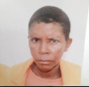 Anna Phokela, a victim of gender based violence in South Africa. Photo supplied.