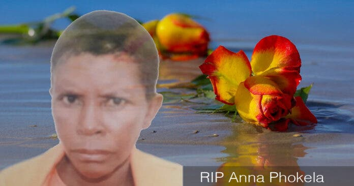 Anna, Phokela The Single Mom Mercilessly Killed as Anti-GBV Campaign Started in SA