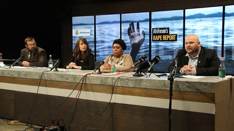 South African rape crisis report, serial rape in SA, rape statistics