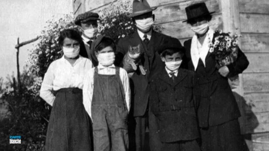 carte blanche spanish flu families