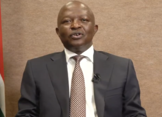 David Mabuza South African deputy president christmas message
