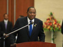 eswatini swaziland prime minister Ambrose M. Dlamini Covid-19