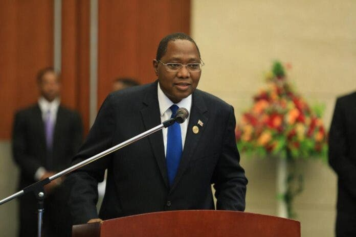 Eswatini's Prime Minister dies after testing positive to COVID-19