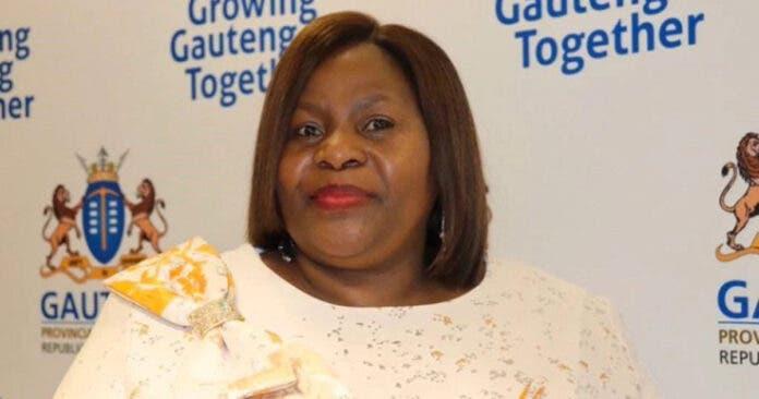 New Gauteng Health MEC Dr Nomathemba Mokgethi