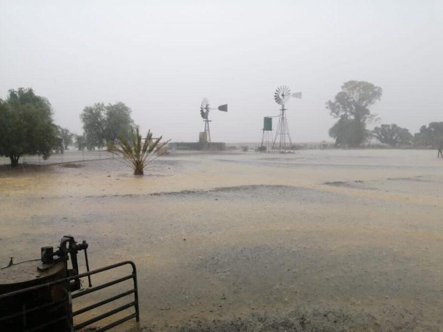 karoo rain rainfall eastern cape south africa