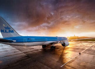 KLM Reduces Flights Between South Africa and Amsterdam